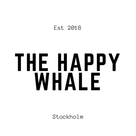 The happy whale
