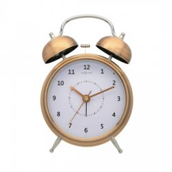 Wake Up 12,5 Metall - Koppar/Silver/Svart